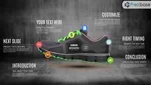 sports infographics templates - exercise infographic prezi template prezibase