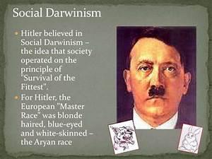 Holocaust New 2... Social Darwinism Hitler Quotes