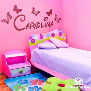 Wandtattoo Kinderzimmer Schmetterlinge : personalisierte schmetterlinge 1 ~ Sanjose-hotels-ca.com Haus und Dekorationen