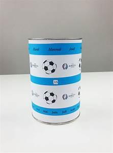 Fabriquer Un Calendrier Perpétuel : fabriquer un pot crayons avec calendrier perp tuel foot euro 2016 pour la f te des p res ~ Melissatoandfro.com Idées de Décoration
