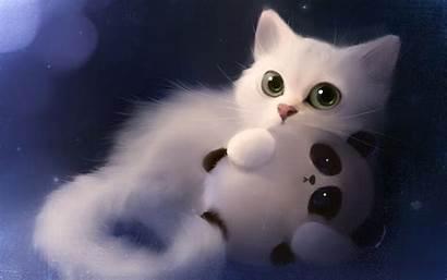 Cat Wallpapers Anime Pc Desktop Background Animal