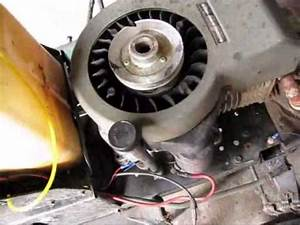 How To  Custom Emergency Pull Start For Offroading Lawn