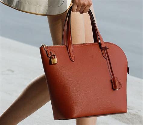 hermes explores  casual side   spring  runway bags purseblog