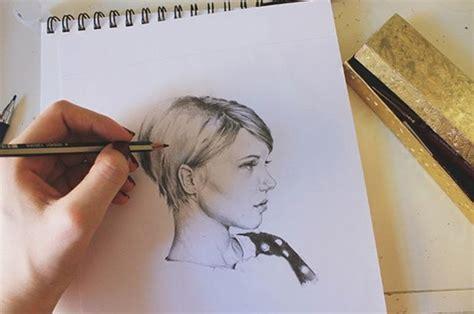ideen fuer maedchen zeichnen zur inspiration