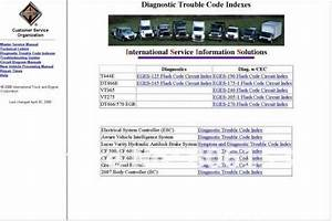Wiring Diagram  10 2007 International 4300 Wiring Diagram