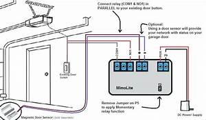 Wiring Schematic For Chamberlain Garage Door Opener