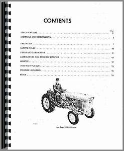 John Deere 1020 Parts Diagram
