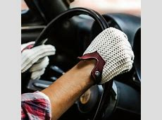 Autodromo's Driving Gloves Make You Want to Hit the Track