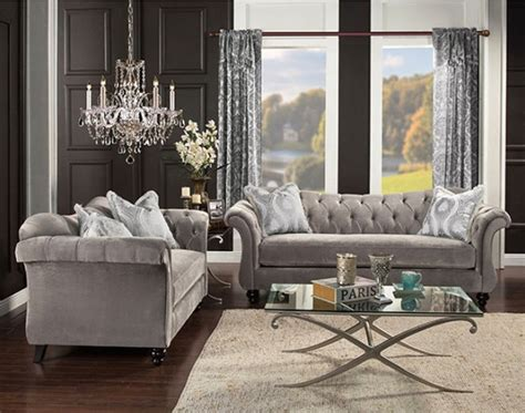 Chester Dudley Modern Living Room