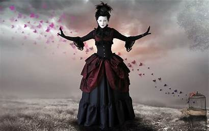 Witch Gothic Wallpapers Iphone Android Pc Ipad