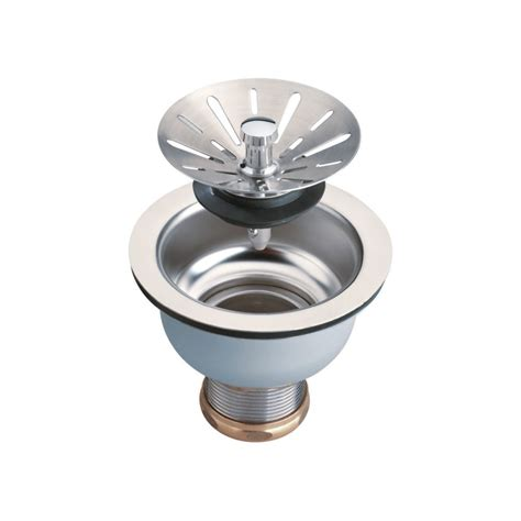 moen strainer basket assembly the home depot canada