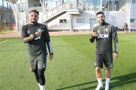 Man Utd step up West Brom preparations as injured stars ...