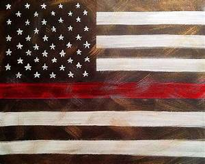 Vintage Flag Thin Red Line - Thu, May 04 7PM at Pinot's ...