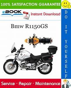 Bmw R1150gs Motorcycle Service Repair Manual  U2013 Pdf Download