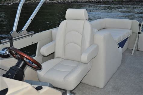 used pontoon captains chair research 2011 bentley pontoon boats 220 elite encore