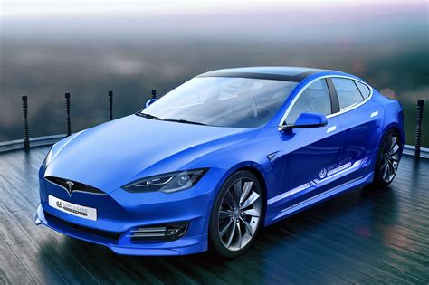 Unplugged Performance Offers Tesla Model S Face-lift To