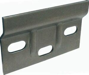 Kitchen Cabinet Wall Fixings by Kitchen Wall Unit Cabinet Hanger Plates 63mm X 2mm Thick