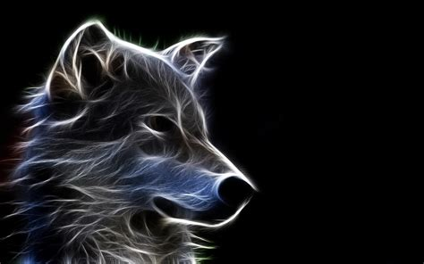 Abstract Wolf Wallpaper by Abstract Wolf Wallpaper 1920x1200 9836