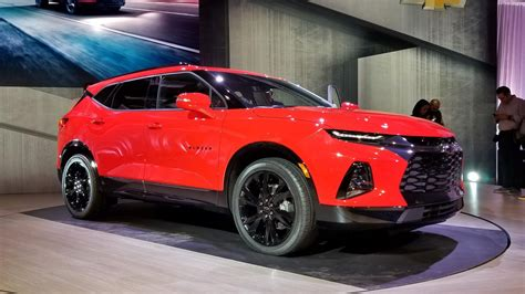 Chevrolet History by The History Of The Chevy Blazer