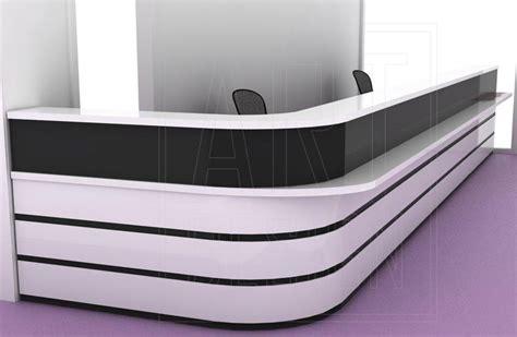 plateau de bureau sur mesure artdesign comptoirs et banques d 39 accueil sur mesure
