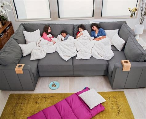 Lovesac Moonpit by Slumber Goals Sactionals Moonpit Time For A