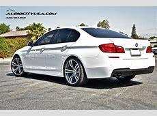 2013 BMW 528 i M Pkg on 20