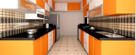 Kutchina Kitchen Chimney by Modular Kitchen Designer For Small Kitchens In India