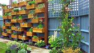 Jardinière Brise Vue : quand le brise vue naturel adopte l 39 aspect d 39 un mur v g tal ~ Premium-room.com Idées de Décoration