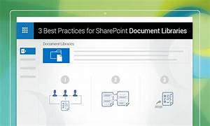 3 best practices for sharepoint document libraries for Sharepoint document library best practices