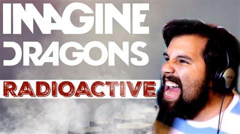 imagine dragons radioactive cover  caleb hyles