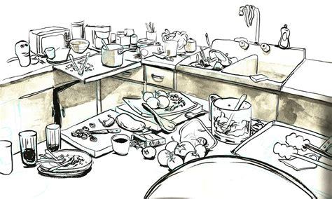 cuisine sale une cuisine déco mais aussi fonctionnelle