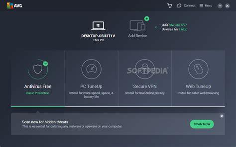 Download Avg Antivirus Free 19.1.3075