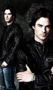 Damon Salvatore Wallpaper - The Vampire Diaries TV Show ...