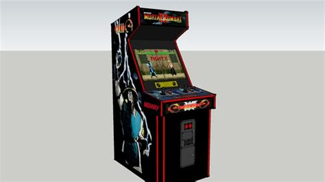mortal kombat arcade cabinet mortal kombat 2 classic arcade cabinets