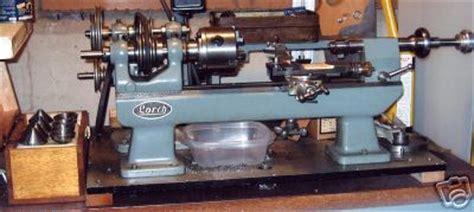 lorch instrument makers lathe