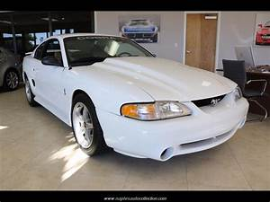 Bay Find: Almost New '95 Mustang Cobra R. One Of Only 250