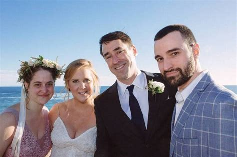 amy schumer and husband sneak peek into amy schumer s family life bhw