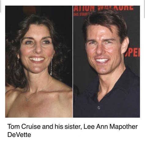 Tom Cruise Sister
