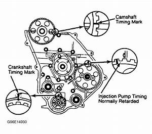 1986 Toyota Pickup Serpentine Belt Routing And Timing Belt