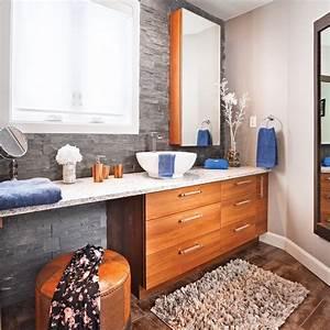 Deco salle de bain urbaine for Salle de bain design avec golf décoration et accessoires