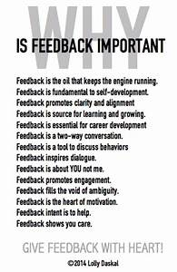 wright thurston on quot why is feedback important