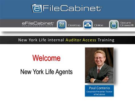 Insurance broker in middletown, orange county, new york. New York Life Insurance Agents Auditor Training for Document Manageme…