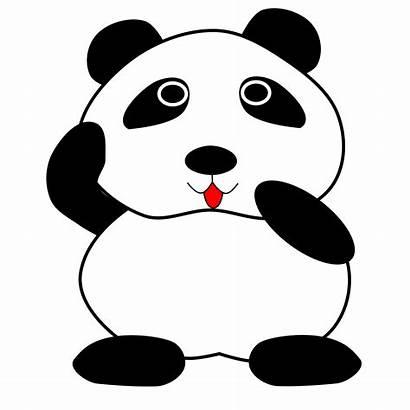 Panda Clipart Bear Drawing Mask Head Giant