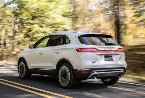 lincoln mkc price release date specs review