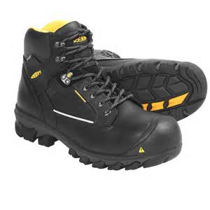 Keen Portland Composite Toe Work Boots for Men
