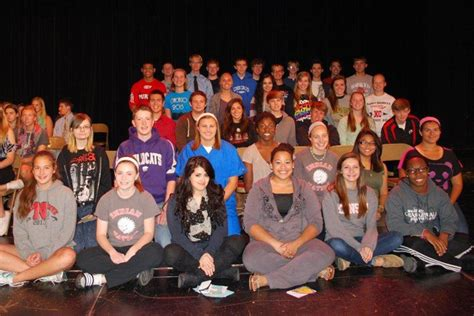shawnee mission north recognizes national honor society inductees