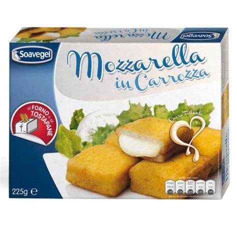 ingredienti mozzarella in carrozza mozzarella in carrozza