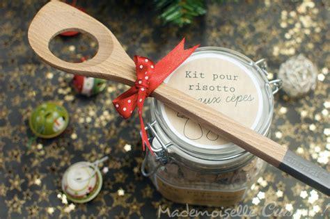 kit risotto aux cèpes à offrir recette de cuisine