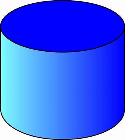 Shape Clipart 3d Clip Cylinder Shapes Sphere