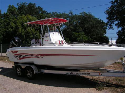 Glasstream Boats Panama City Fl by 2016 Glasstream 242 Ccx 24 Foot 2016 Fishing Boat In